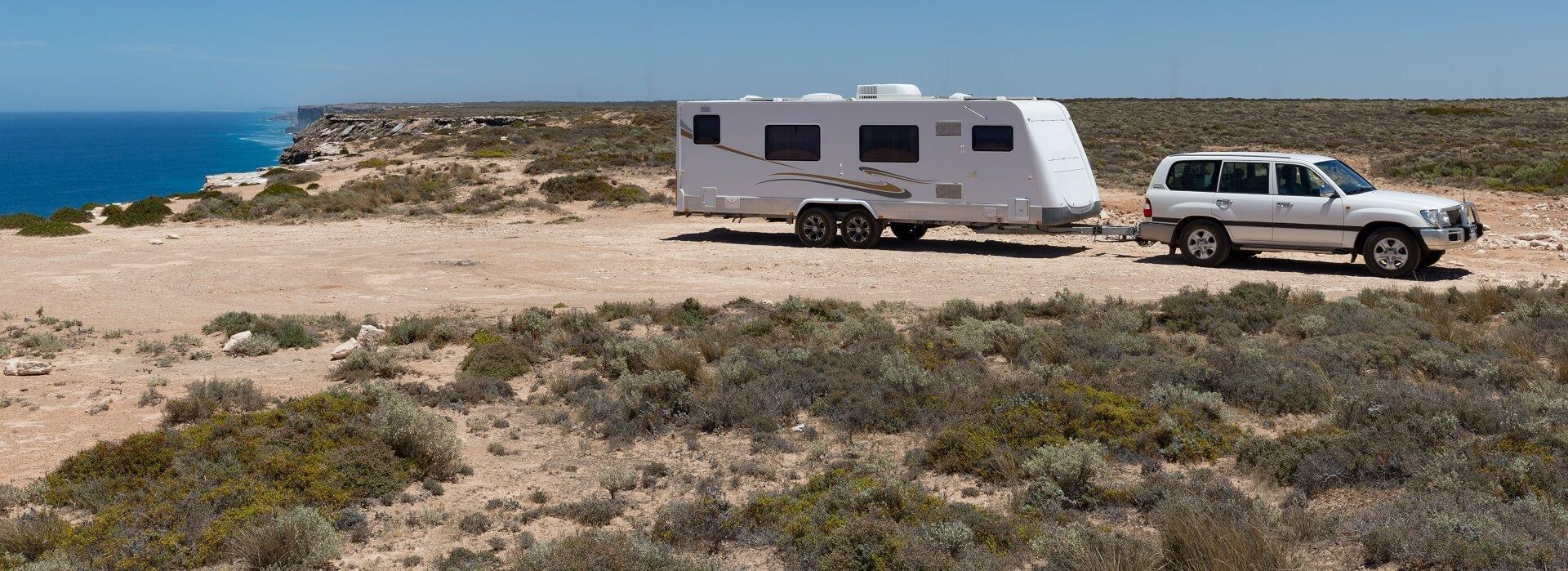 caravan service Brisbane